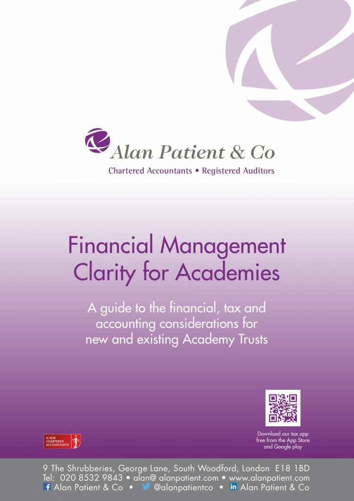 Academy-booklet